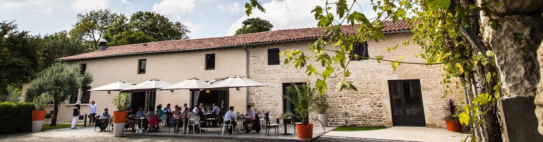 La Terrasse - Restaurant de Tradition La Virgule - Niort