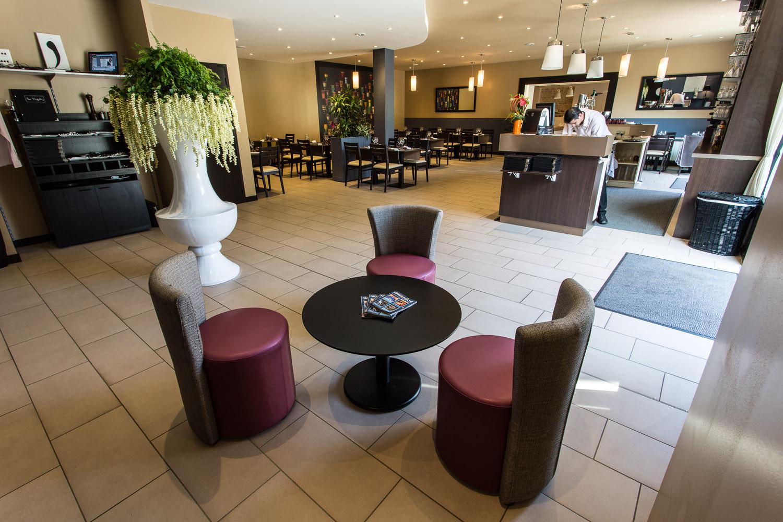 Salle Brasserie - Restaurant de Tradition La Virgule - Niort