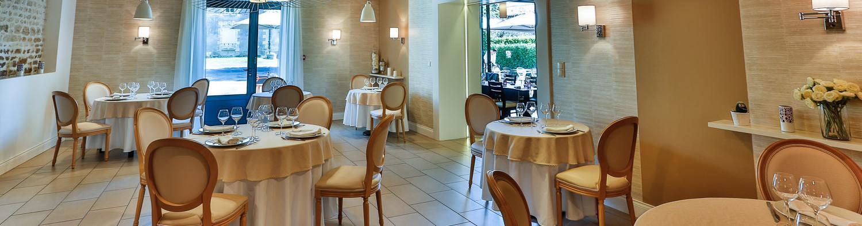 Salle Cosy - Restaurant de Tradition La Virgule - Niort
