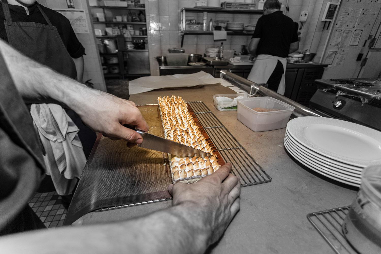 En Cuisine - Restaurant de Tradition La Virgule - Niort